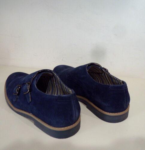 fadb54345174e Blu Modello Double Made In Snobs Scarpe Colore 104 Uomo Italy qYZCgE