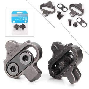 2PCS-Shimano-SM-SH51-SPD-Single-Release-Mountain-Bike-MTB-Pedal-Cleats-cl