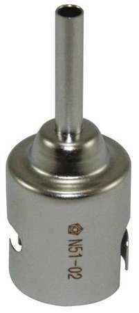 HAKKO N51-02 Nozzle,0.15 in.,Rework,Single