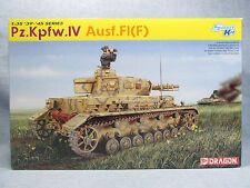 DRAGON model kit 6315 Sealed box Pz.Kpfw.IV Ausf.F1 (F) '39 '45  1:35 scale
