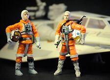 Star Wars Vintage Retro Vehicle ESB Hoth Snowspeeder Luke Skywalker Dack Target
