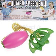 KIDS HAND DRAWN DRAW JUMBO PULL SPEED BALL GRIP GARDEN OUTDOOR BEACH CLASSIC TOY
