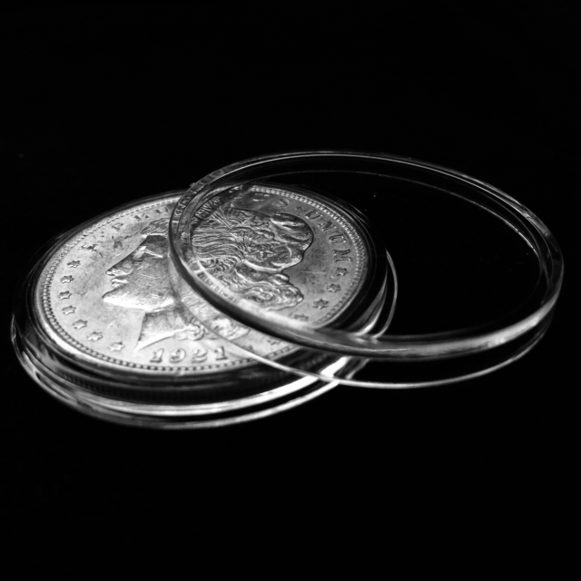 Guardhouse Half Dollar Direct Fit Coin Capsule 1
