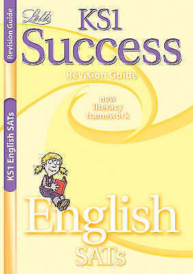 1 of 1 - KS1 English: Revision Guide by Letts Educational (Paperback) £4.99 #KS1/5