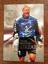 2011 Futera Unique Soccer Card - Denmark SCHMEICHEL Mint