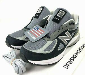 premium selection 64f4b e7b1e New Balance 990 Men's Size 11 Gray M990XG4 Running Shoes ...