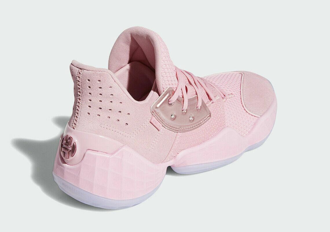 james harden pink shoes