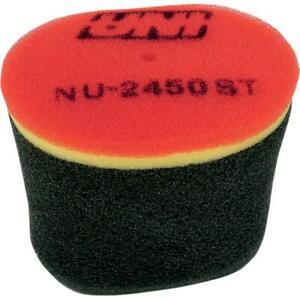 SUZUKI LT250EF 1985-1986 Uni Air Filter Made In USA NU-2450ST