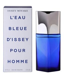 Issey-Miyake-L-039-Eau-Bleue-D-039-Issey-Pour-Homme-75ml-EDT-Perfume-for-Men-COD-PayPal