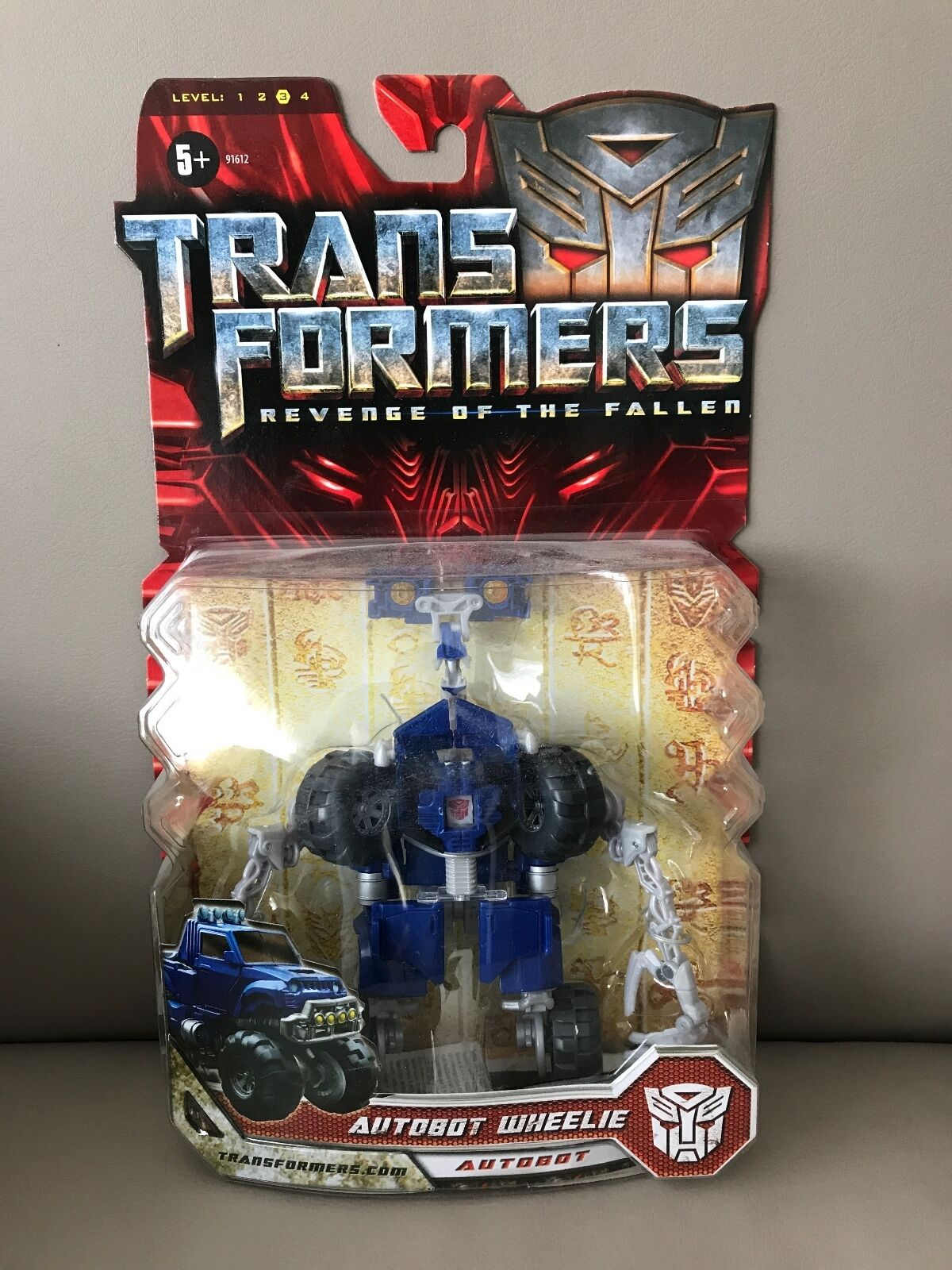 Transformers Revenge of the Fallen Wheelie - Deluxe Class NEW