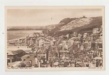 Old Hastings,U.K.View from the East Hill,East Sussex.c.1920-30s
