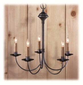 Details About Country Traditions Lighting Chandelier C411 5 Black New Contemporary