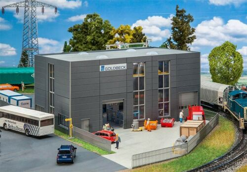 FALLER 130890 Industriehalle Goldbeck Bausatz H0