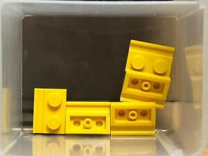 QTY 20 LEGO Parts Trans-Yellow Plate 1 x 2 No 3023