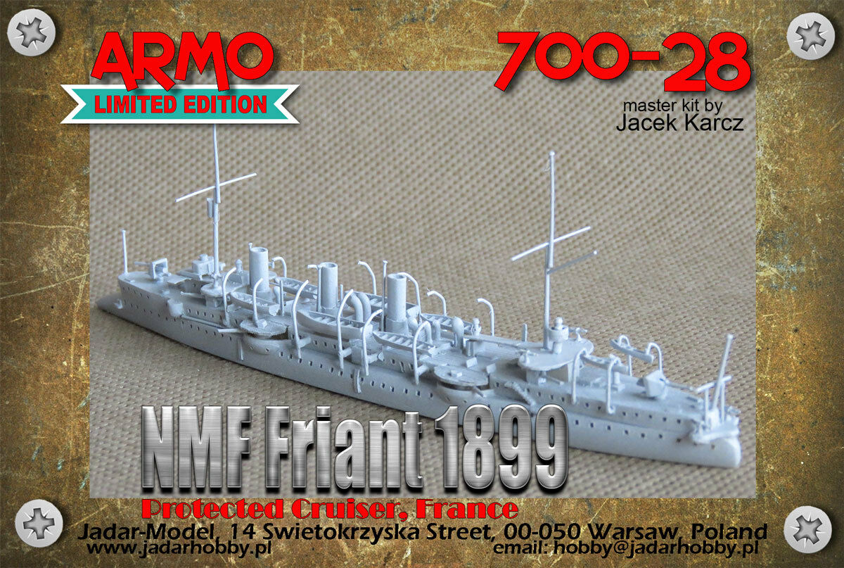 Armo 700-28 1 700 NMF Friant 1899
