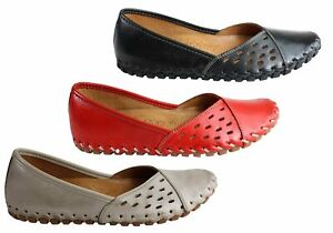 NEW-CABELLO-COMFORT-MISSY-WOMENS-LEATHER-COMFORT-FLAT-SHOES-MADE-IN-TURKEY