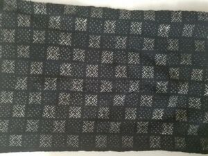 Authentic-African-Handwoven-Bambara-Mud-Cloth-From-Mali-West-Africa