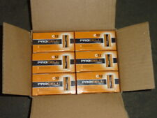 Duracell procell C Alkaline Batteries Case of 72 New in Box coppertop