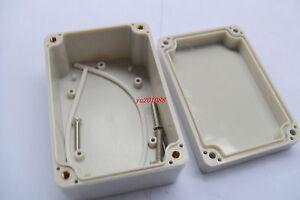 NEW DIY Waterproof Plastic Project Box Electronic Case 100x67x48mm(L*W*H)