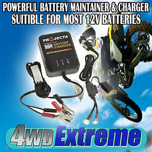 PROJECTA-CHARGE-amp-MAINTAIN-AC150-TRICKLE-BATTERY-CHARGER-MOTORBIKE-12V-JET-SKI