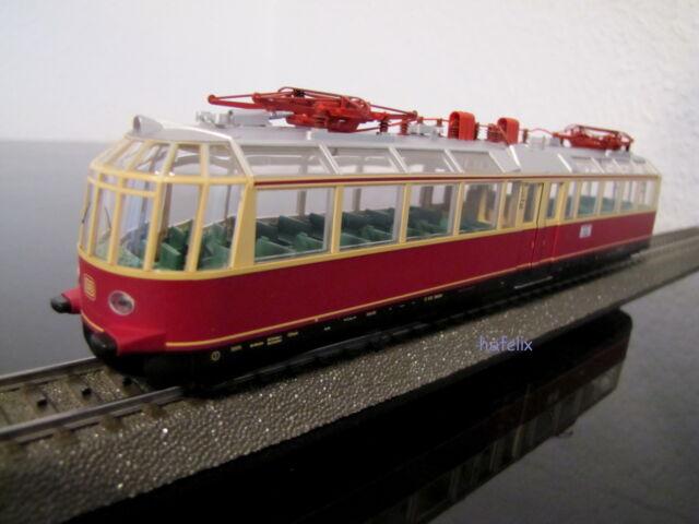 "Märklin 37581 Aussichtstriebwagen ET 91 ""Gläserner Zug"" digital mfx +Sound, neu"