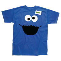 COOKIE MONSTER INSPIRED PRINTED FUNNY T-SHIRT