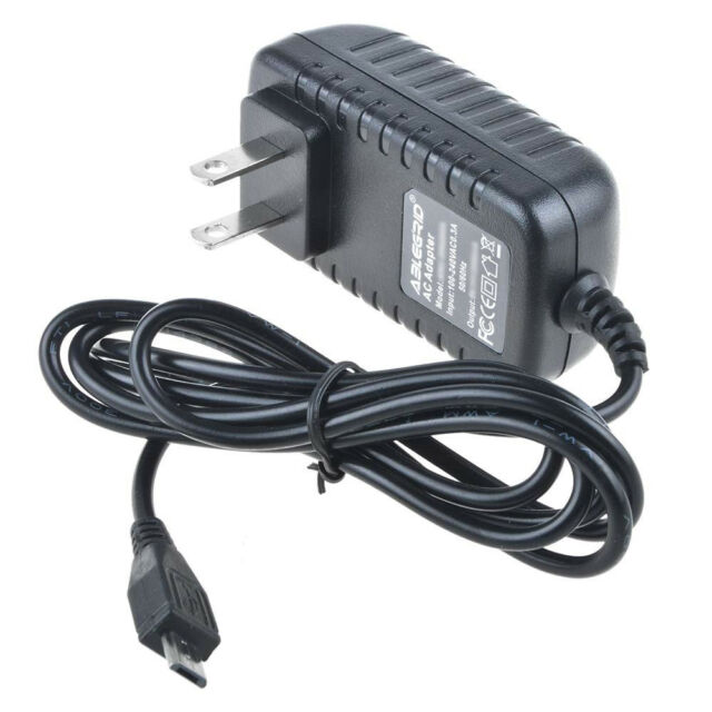 2A AC Wall Charger Adapter Cord For Archos Tablet 101-G9 Turbo Classic Power