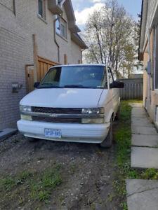 1998 Chevrolet Astro Van - AWD - All Wheel Drive - Dutch Doors -