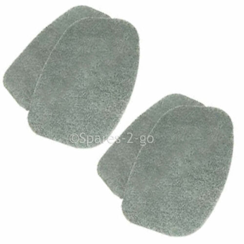 4 X Pastiglie di filtro per Nilfisk ga70i ga70s ga70tl Aspirapolvere Filtri