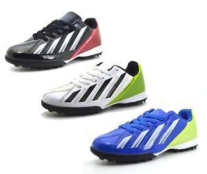 Scarpe-unisex-uomo-donna-sportive-da-calcetto-scarpa-da-calcio-tacchetti-P553