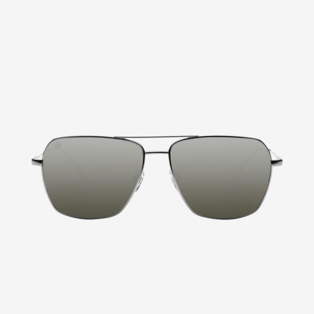 Electric Visual AV2 Platino/Ohmios Gris Plata Cromo Gafas de Sol