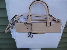 6fa0146da4 item 1 New Calvin Klein Valerie TRIPPLE COMPARTMENT TAN/WHITE Tote Bag  .100%Authentic -New Calvin Klein Valerie TRIPPLE COMPARTMENT TAN/WHITE Tote  Bag .100% ...