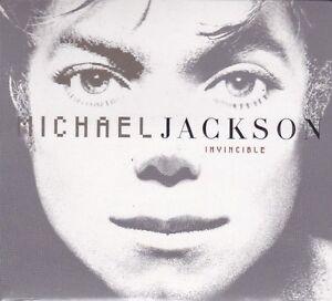 CD-Compact-disc-MICHAEL-JACKSON-INVINCIBLE-nuovo-sigillato-digipack