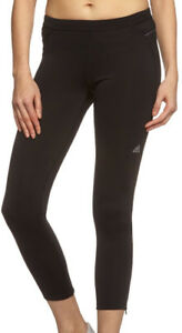 mujer correr Adidas para Negro Mallas Sequencials para Brushed qA61xP