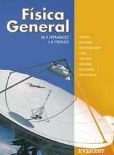 FISICA GENERAL - M. R. FERNANDEZ / J. A. FIDALGO - ED. EVEREST