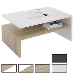 table basse de salon mdf 4 coloris disponibles ebay. Black Bedroom Furniture Sets. Home Design Ideas