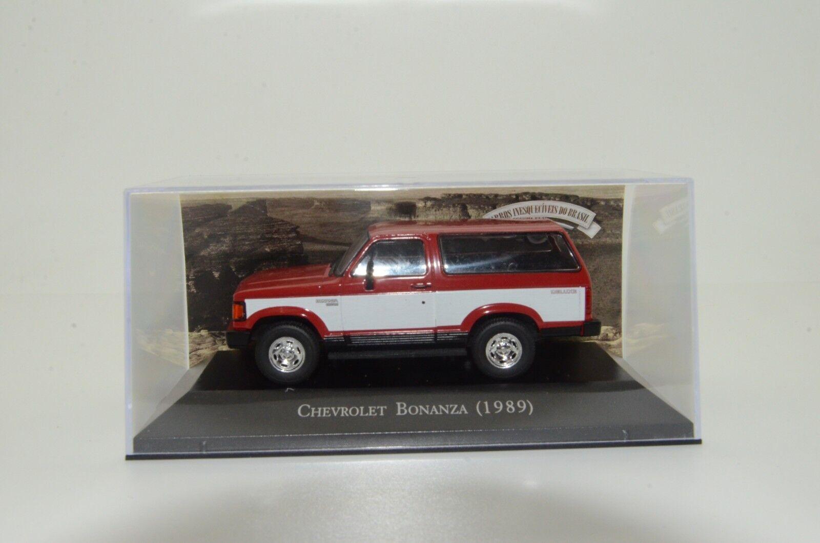 Chevrolet Bonanza Jeep 1989 IXO ALTAYA 1 1 1 43 47ac33