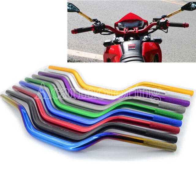 1 1//8 High Rise Fat Bar 28mm Motorcycle Handlebar Dirt Bike Motorcross Off-road