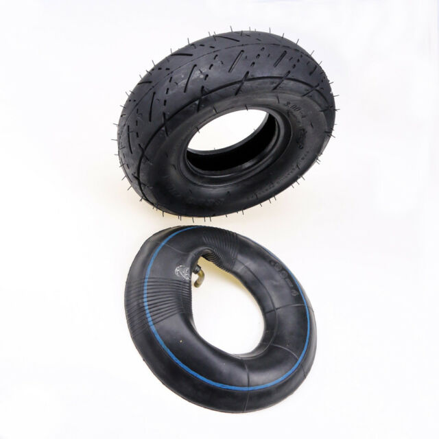 "Mini Quad Tyre Tire 3.00-4 Tyre 9x3.5-4  4"" 4 Inch Mobility Gokart Scooter ATV"