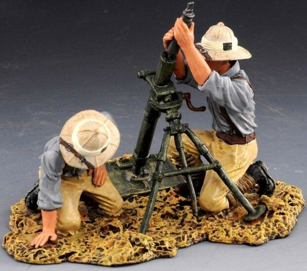 Thomas Gunn WW1 Britisch loa005b Stokes Britisch Mortar Set Palestine MIB