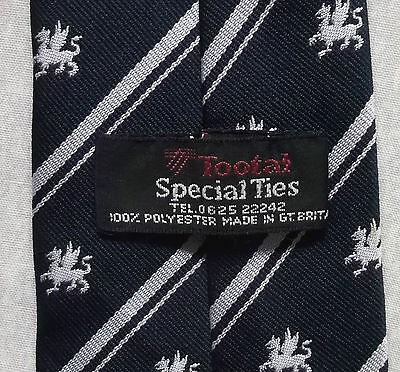 Dinamico Vintage Cravatta Da Uomo Cravatta Crested Club Associazione Società Tootal Dragon-mostra Il Titolo Originale Moda Attraente