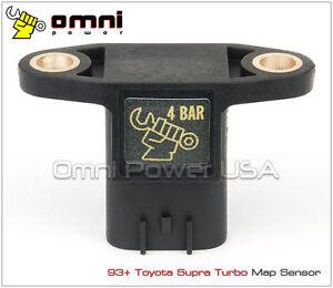 OMNI POWER 4 Bar Map Sensor for 93-98 Toyota Supra Turbo MAP-SUP-4BR