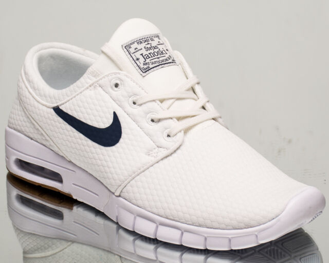 Nike SB Stefan Janoski Max air men lifestyle kicks NEW summit white  631303-103 384fca01d