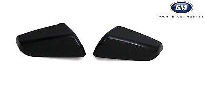 2018 Terrain Equinox Black Outside Rearview Mirror Coves 84235862 Genuine OEM GM