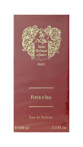Maitre-Parfumeur-et-Gantier-Fleur-D-039-Iris-Eau-de-Toilette-Spray-3-3Oz-100ml-New