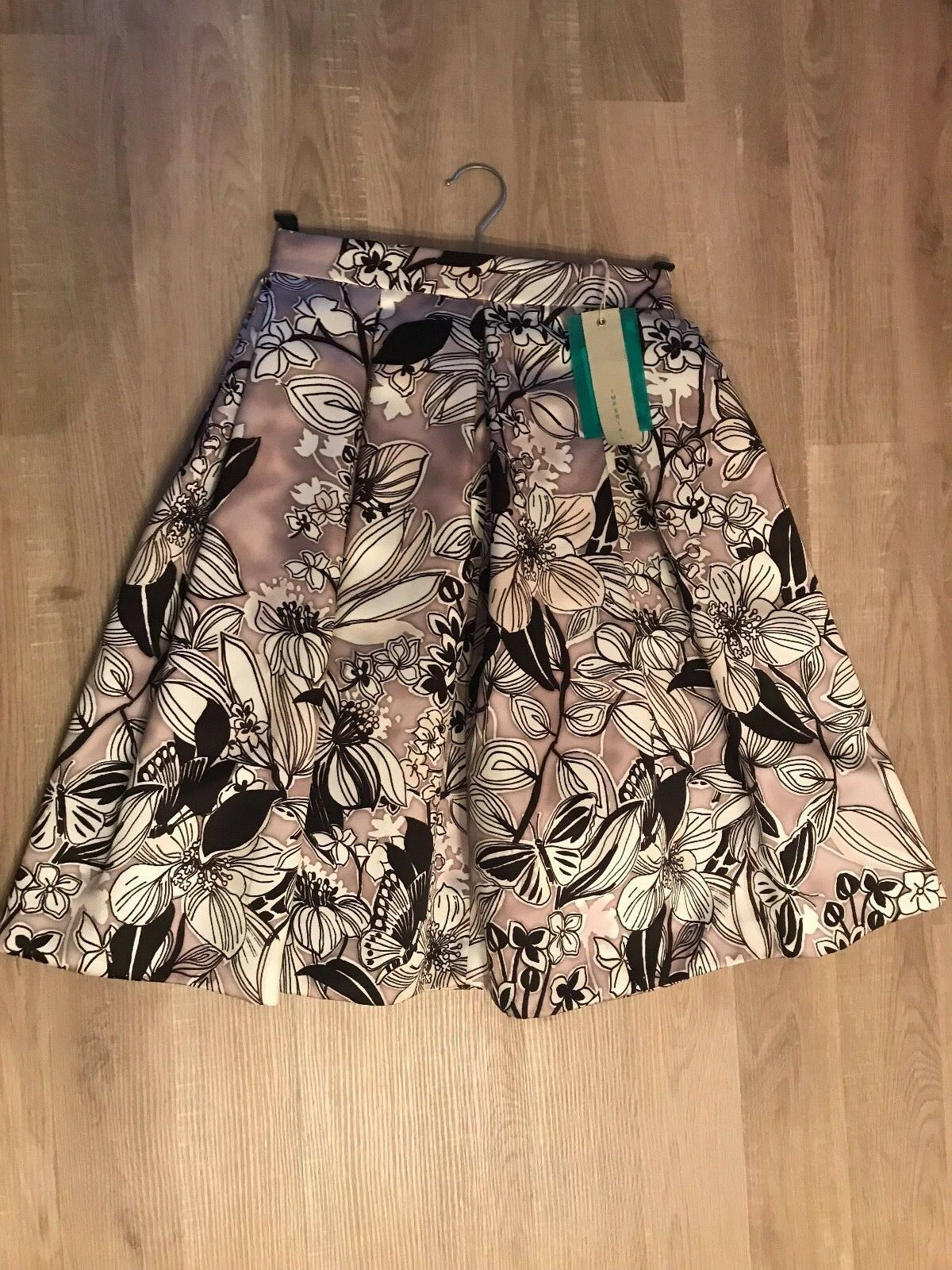 IMPERIAL Floral Skirt, size xs s, new with tags