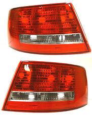 Audi A6 4F2 C6 2004-2011 Saloon Rear Tail Signal Lights Lamp Set Left +Right NEW