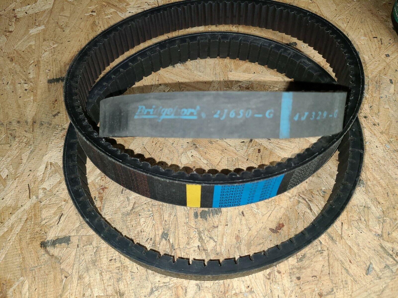 VS47X13X1500 DUNLOP vitesse variable v-belt