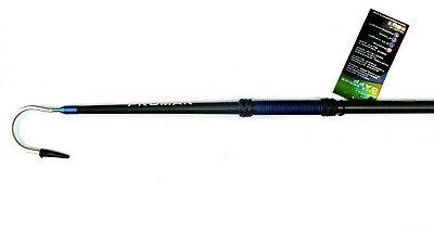 """Promar GFE-543 Carbon Fiber 4/'3/"""" Hook Elite Gaff"""