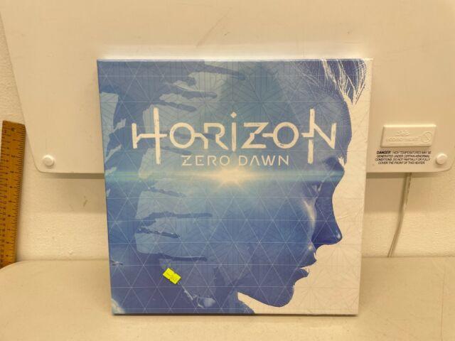 Horizon Zero Dawn (BOX AZURE BLUE 4xLP)
